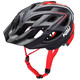 Kali Chakra Plus Helm black/red